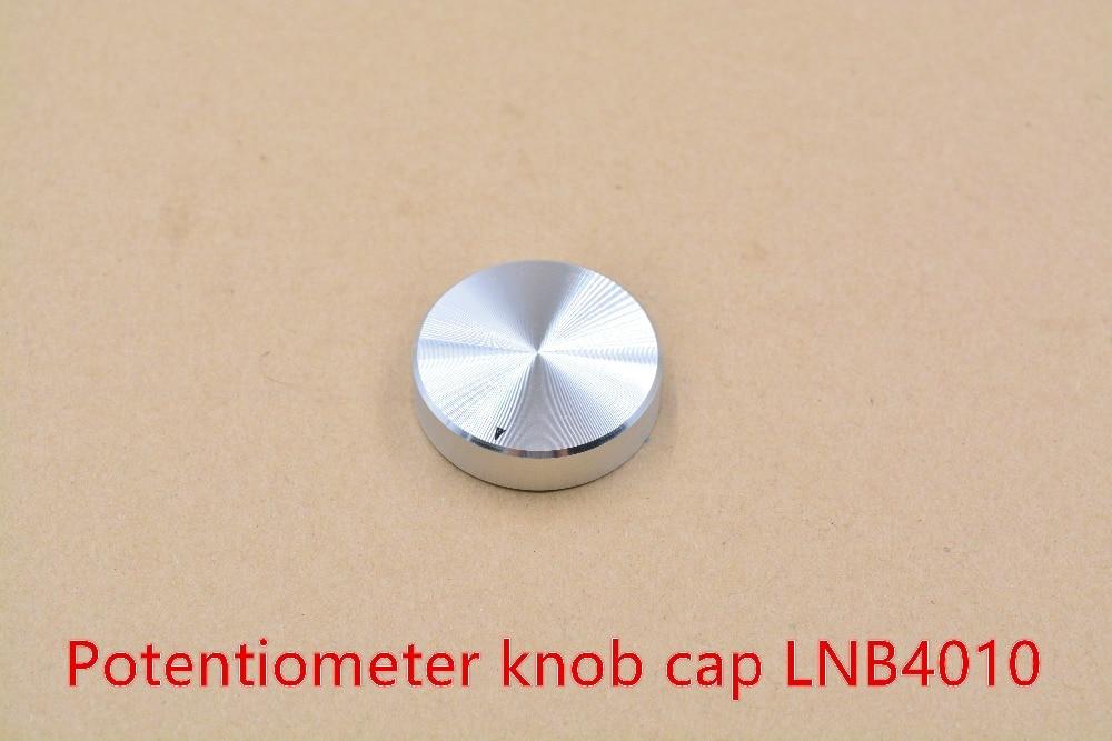 rotary knob potentiometer knob LNB 40mmx10mm volume knob switch knob LNB4010 1pcs