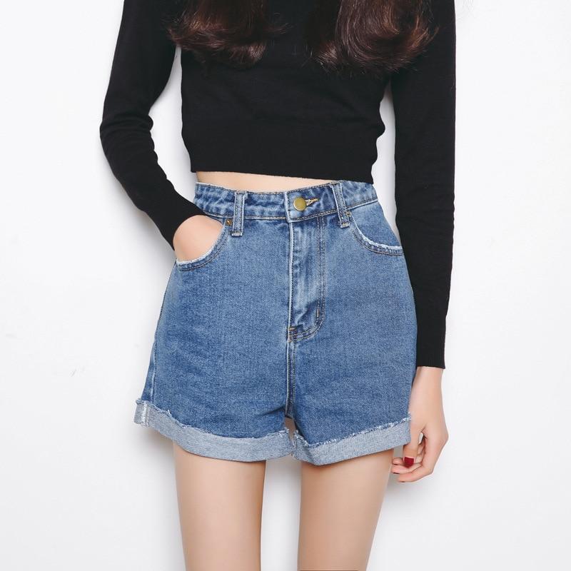 Young Women In Short Shorts