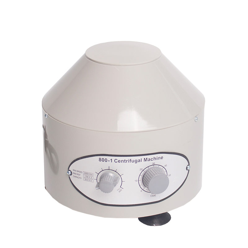 Newest800-1 Electric Laboratory Centrifuge Medical Practice machine Supplies prp Isolate serum 4000rpm 20ml x 6 centrifuge tubes prp centrifuge 80 2 ppp serum centrifuge fat separator medical experiment laboratory centrifuge 4000rpm 20ml 12