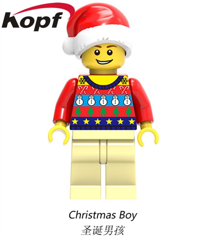 Single-Sale-X0154-Super-Heroes-Merry-Christmas-Boy-Joker-Wiley-Jango-Fett-Jack-Skellington-Building-Blocks-Toys-for-children-3