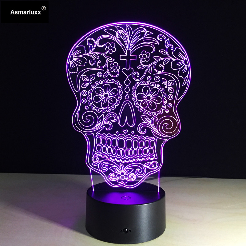 Asmarluxx 3D Night Lamp00378