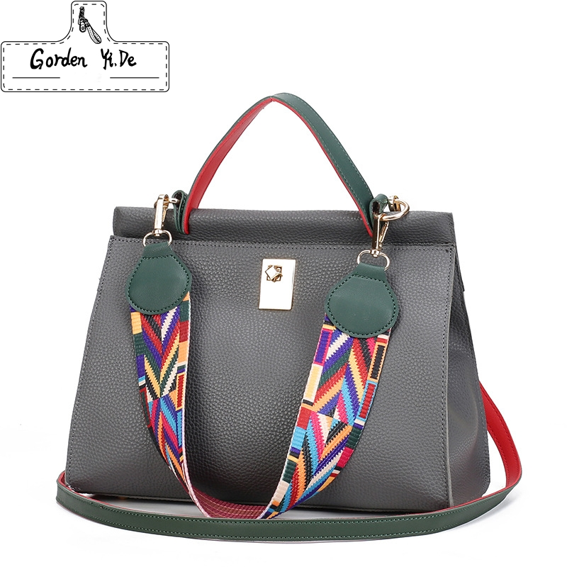High Quality PU Leather Women Tote Bag Fashion Luxury Women's Handbags Top-Handle Bags Women Shoulder Bag bolsa feminina kzni real leather tote bag high quality women leather handbags top handle bags purses and handbags bolsa feminina pochette 9057