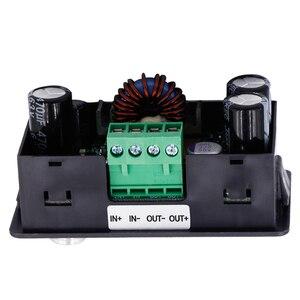 Image 4 - Dps5005 display lcd digital, tensão constante, controle atual, programável, módulo de fonte de alimentação, amperímetro, voltímetro, 21% de desconto