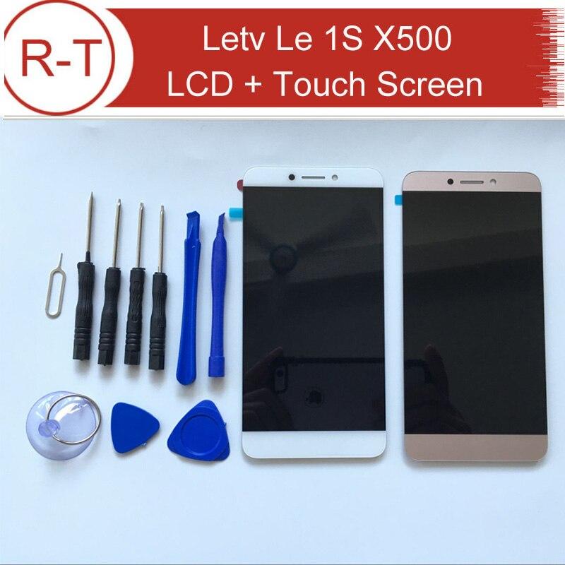 Letv Le 1 S X500 LCD Pantalla de 5.5 pulgadas FHD 1920X1080 pantalla lcd con Tou
