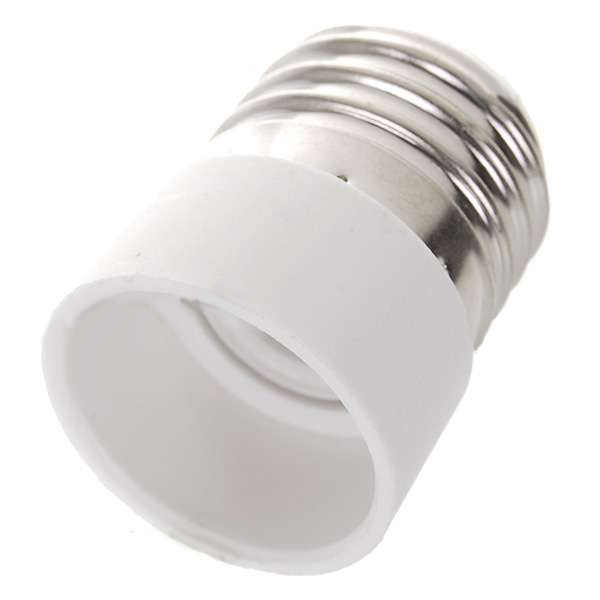 New E14 To E27 Light Socket Lamp Base Holder Converters Bulb High Temperature Resistant Adapter Chandelier LED Lamp Stand
