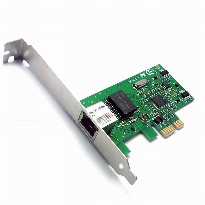 PCI-E Gigabit Ethernet LAN Network Controller Card 10//100//1000 PCI E Express