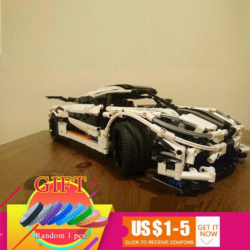 23002 3236Pcs Technic Series The MOC-4789 Changing Racing Car Set Children Educational Building Blocks Bricks Toys Model Lepin цена