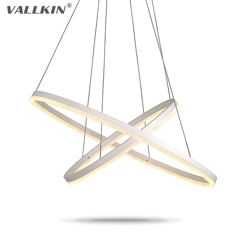 LED Pendant Lights Modern Kitchen Acrylic Suspension Hanging Ceiling Lamp Design Dining Table for Dinning Living Room Home modern led pendant lights for dining living room hanging circel rings acrylic suspension luminaire pendant lamp lighting lampen