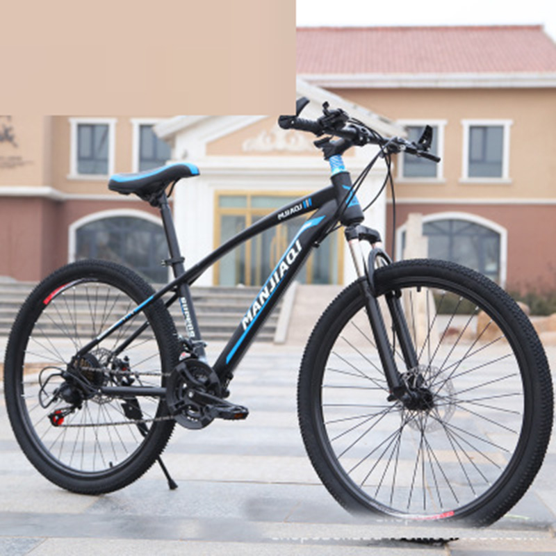 26-Inch Mountain Bike 24-Speed Men's And Women's Highway Changer Student Adult Racing Car