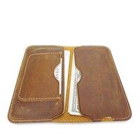 Vintage Style Fashion Men S Long Wallet ID Credit Card Purse Wallet Clutch Bag Handbag Card