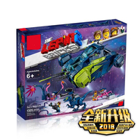 New Rex Rexplorer Compatible Legoing Movie 2 70835 Model Building Toys Blocks Bricks For Kid Christmas Gifts Assembled DIY