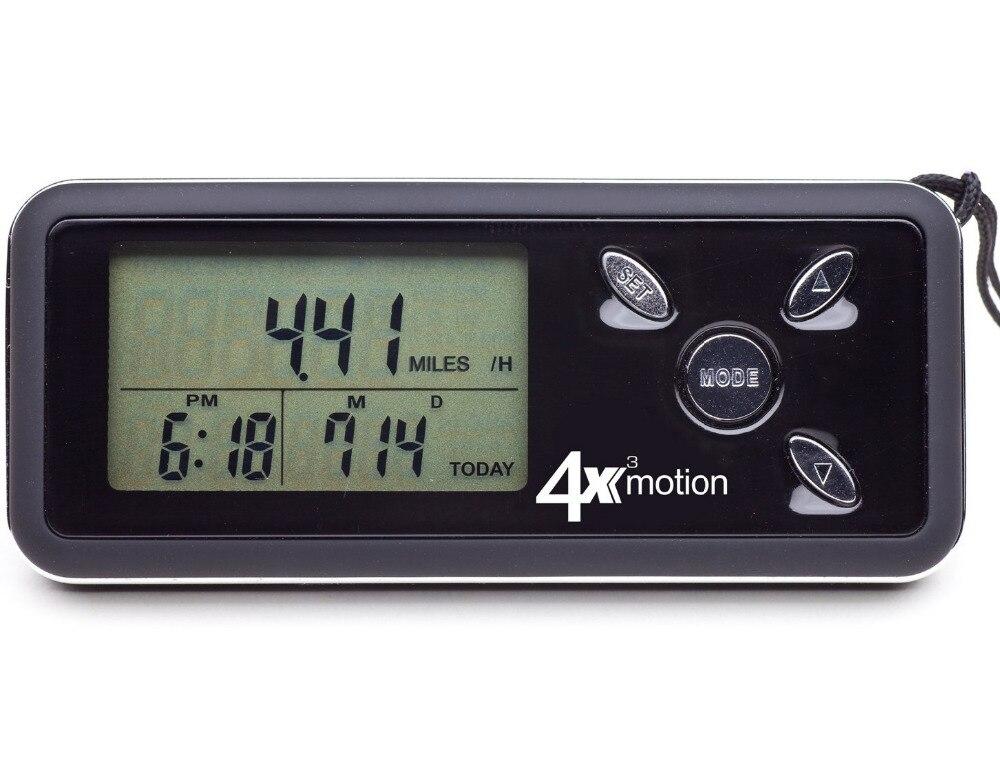 4x3motion Digital Pocket 3D podómetro con tecnología de triple - Cuidando a un niño - foto 4
