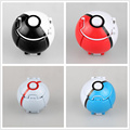1pcs Throw Pokeball With Figure Automatically Bounce Pop 8cm Pokeball with Anime Pikachu Action Figures Children's Toys