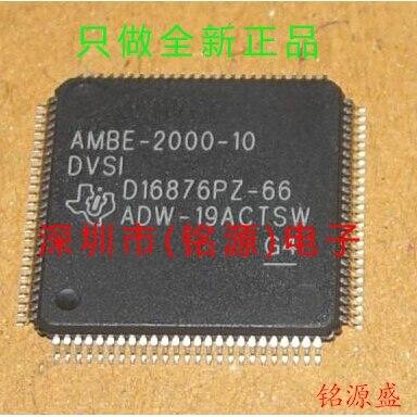 Free Shipping AMBE2000-10 DVSI TQFP atmega1281 16au atmega1281 tqfp 64