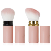 Retractable Beauty makeup brushes