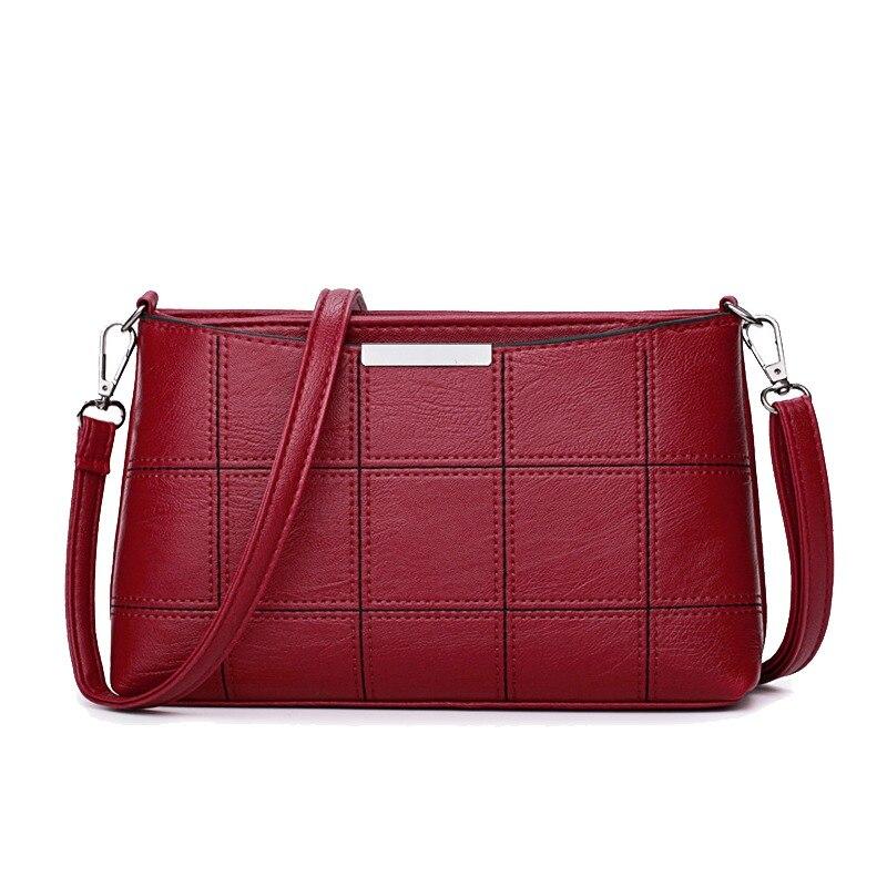 77304fadd6e Bonsacchic Small PU Leather Bags Women Shoulder Bag Female Crossbody Bags  for Women 2018 Clutch Purse