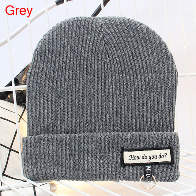 8328fa7d LongKeeper Brand Winter Hat For Men Skullies Beanies Women Fashion Warm Cap  Unisex Elasticity Knit Beanie Hats Drop Shipping