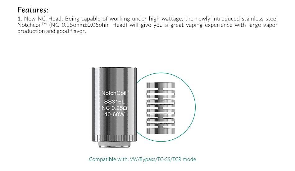 Big sale! Original Joyetech Cuboid Mini Mod with Lyche Full Kit 80W 2400mAh  Built-in Battery vs Cuboid Tap Mod E-Cigarette
