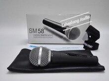 Haute qualité SM 58SK Livraison gratuite vocal Karaoké microfone dynamique filaire de poche microphone SM 58