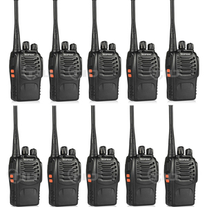 10pcs baofeng bf-888s Walkie Talkie 16CH UHF 400-470MHz Ham Radio For 888s CB Radio Two Way Radio