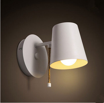 Modern LED Wall Lamp Indoor Sconces Wall Light Fixtures For Ailse Bar Dining Room Home Lightings Luminaire Lamparas De Pared simple art modern led wall light fixtures for home indoor lighting acrylic round wall sconces bedside wall lamps lampara pared