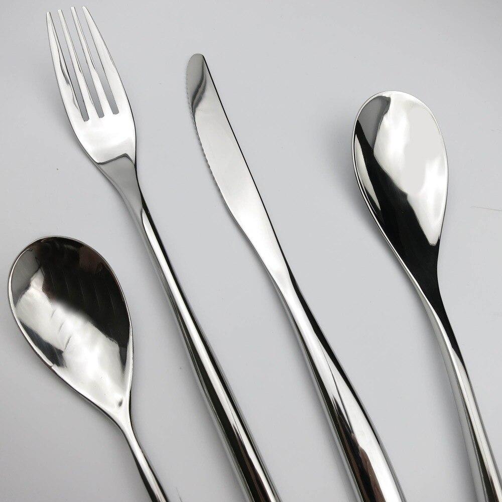 inoxydable ensemble couteau pour