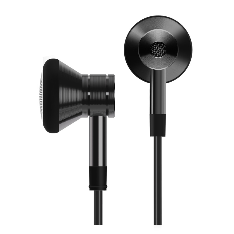 Original 1More Earphone Fone de Ouvido Piston In Ear Monitors HiFi Earbuds TOP Sound with mic for Xiaomi Android phone ear