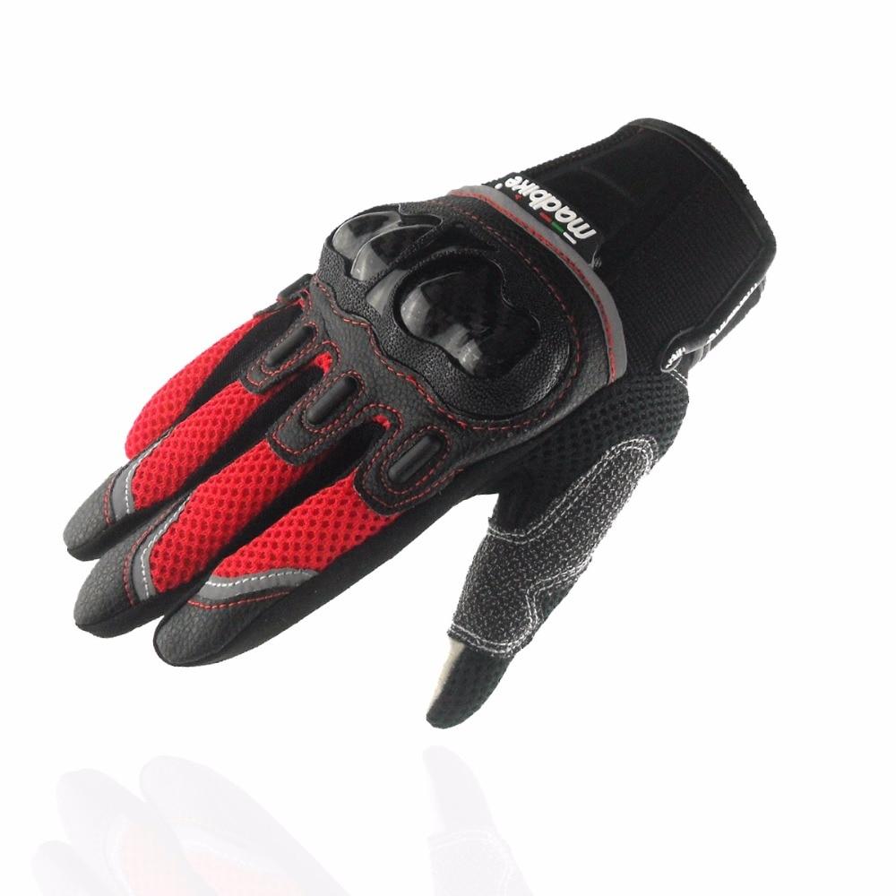 Madbike kosketusnäyttö moottoripyöräkäsineet motos motocross - Moottoripyörän tarvikkeet ja osat