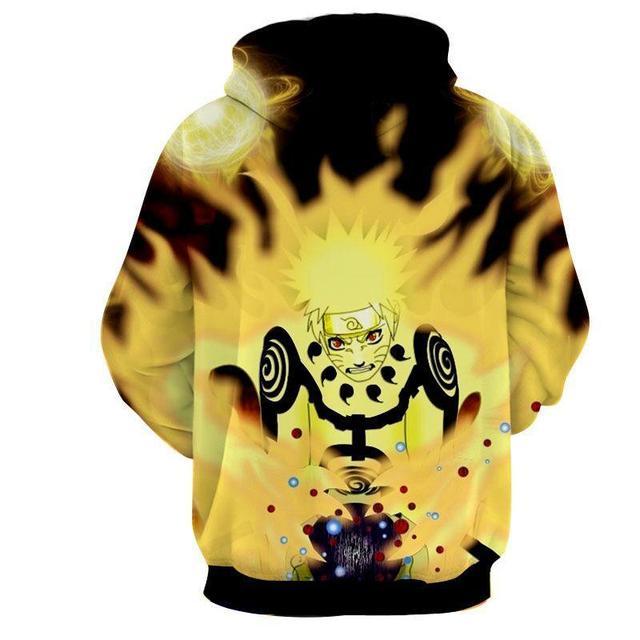 Naruto 3D print Men Women Sweatshirt Hoodies