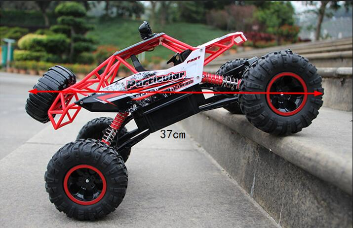 Double Motors Bigfoot Remote Control Cars