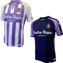 Mr.1991INC T-shirt 2018/19 New Real Valladolid T-shirt Casual shirts 2018 2019 Real Valladolid shirts Leisure Best Quality(China)