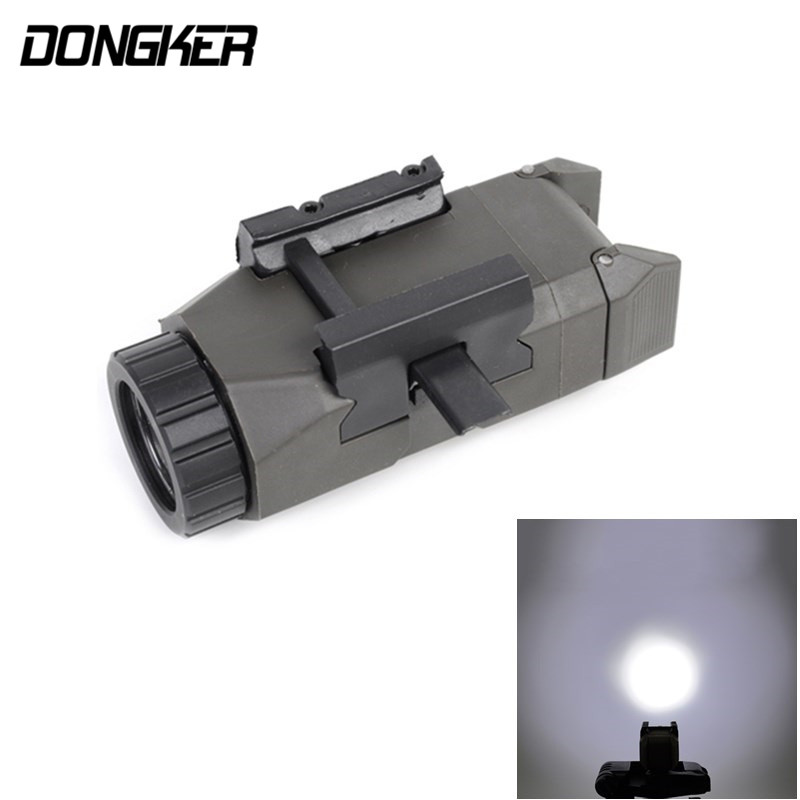 Night Evolution 3 Modes R2 Led Tactical Flashlight Outdoor Airsoft Military 200 Lumen Gun Weapon Light Camping Torch Lighting