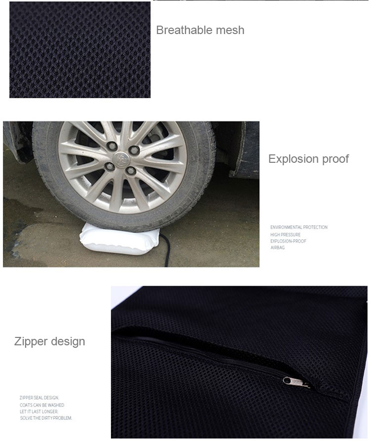 Portable Lumbar  Pillow For Car And Office Chair With Pump Massage To improve posture 8