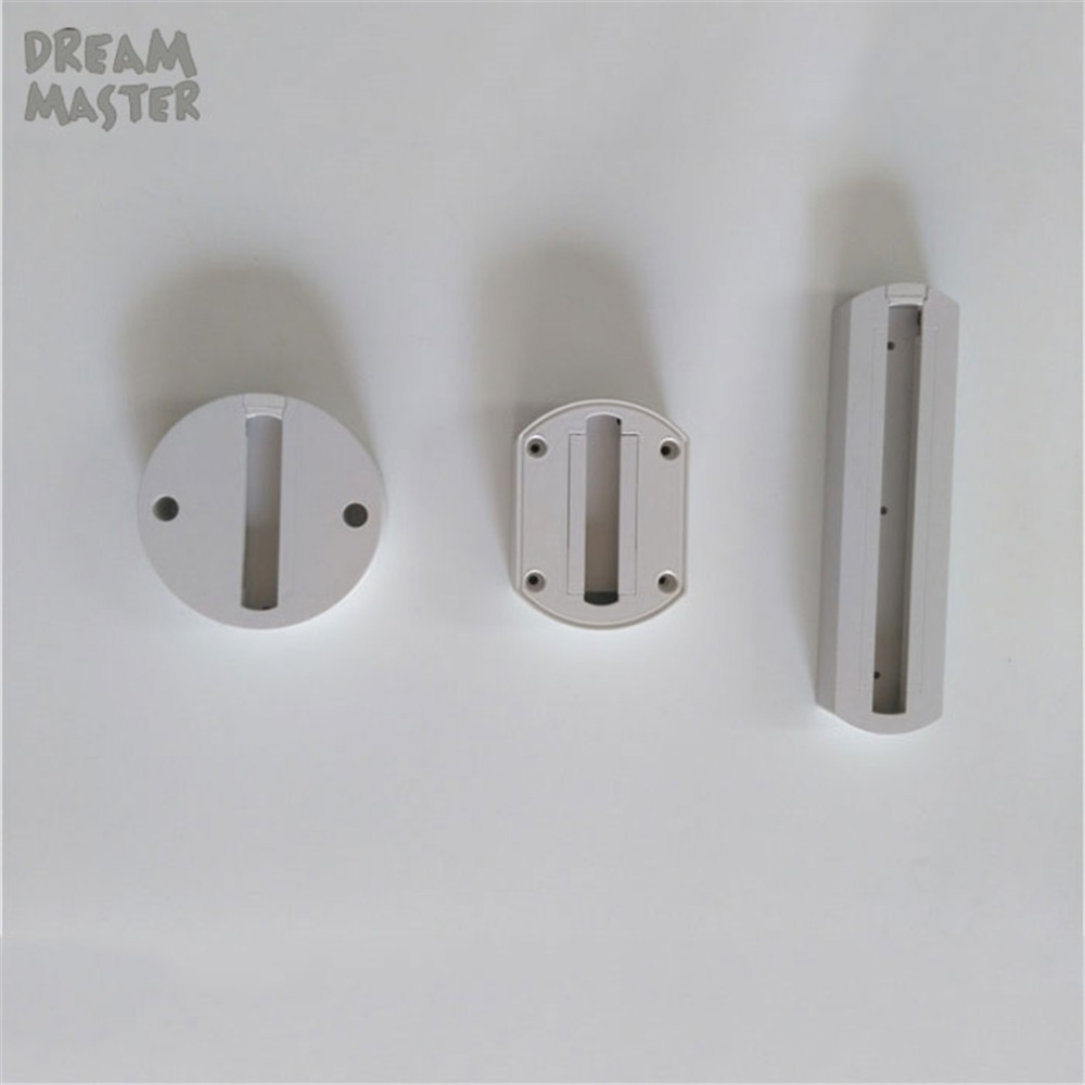 Black White Mini Track For Light 2 Wire To Ceiling Surface Mount Wiring Adapter Industrial Rail In Lighting From