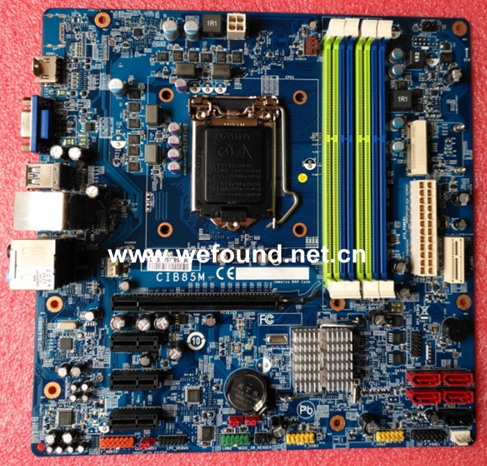 100% Working Desktop Motherboard for K450 K450e 1150 CIB85M, Fully Tested desktop motherboard for b305 system board fully 100% working tested new