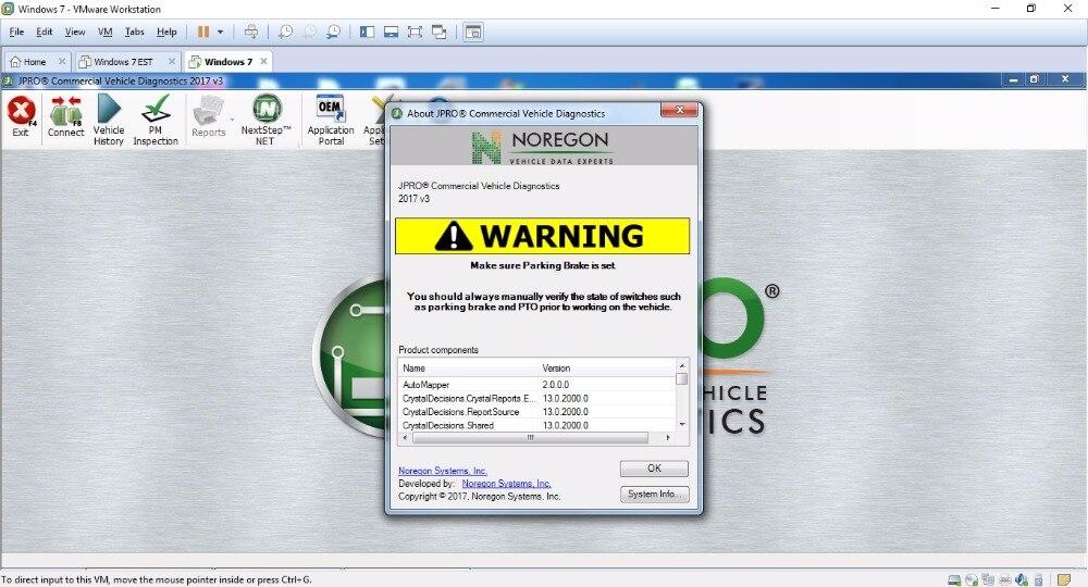 Noregon JPRO  Diagnostics 2017v3+Activator noregon jpro commercial fleet diagnostics 2017v1 keygen activator install more computer