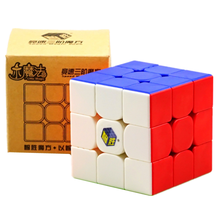 Yuxin Little Magic Professional Speed Magic Cube 3x3x3 Educational Learning Puzzle Cube Toy Magic Cubo Magico