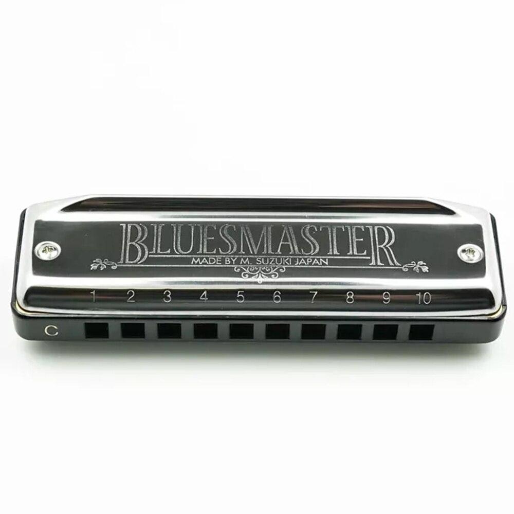 Suzuki Bluesmaster Harmonica Key G