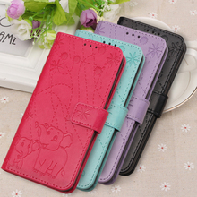 PU Leather cases For Samsung A3 2017 Case Flip mobile phone cover sFor Galaxy A5 Core Cases wallet Card slot Coque