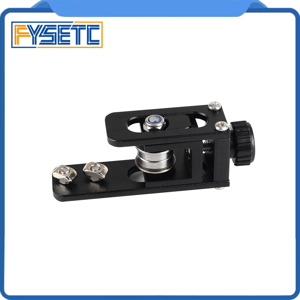 Upgrade 2020 Profile X-axis Synchronous Belt Stretch Straighten Tensioner For Creality Ender-3 CR-10 CR-10S 3D Printer PartsUpgrade 2020 Profile X-axis Synchronous Belt Stretch Straighten Tensioner For Creality Ender-3 CR-10 CR-10S 3D Printer Parts