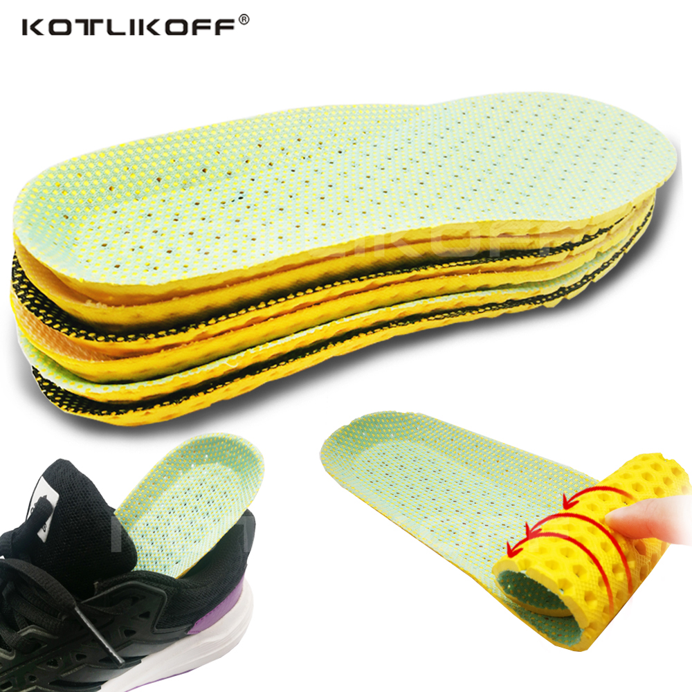 Stretch Breathable Deodorant Running Cushion Insoles For Feet Man Women Insoles For Shoes Sole Orthopedic Pad Memory FoamStretch Breathable Deodorant Running Cushion Insoles For Feet Man Women Insoles For Shoes Sole Orthopedic Pad Memory Foam