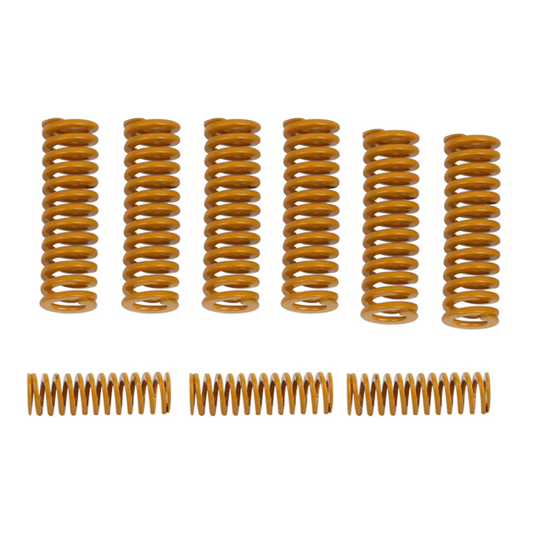 5pcs 4*8*25MM Pressure Extruder Power Spring Hotbed Glass Platform Leveling Springs upgrade For CR-10 CR-10S Ender-3 3D printer5pcs 4*8*25MM Pressure Extruder Power Spring Hotbed Glass Platform Leveling Springs upgrade For CR-10 CR-10S Ender-3 3D printer