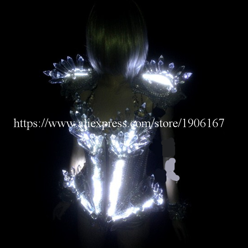 Luminous Clothes crystal discount 5