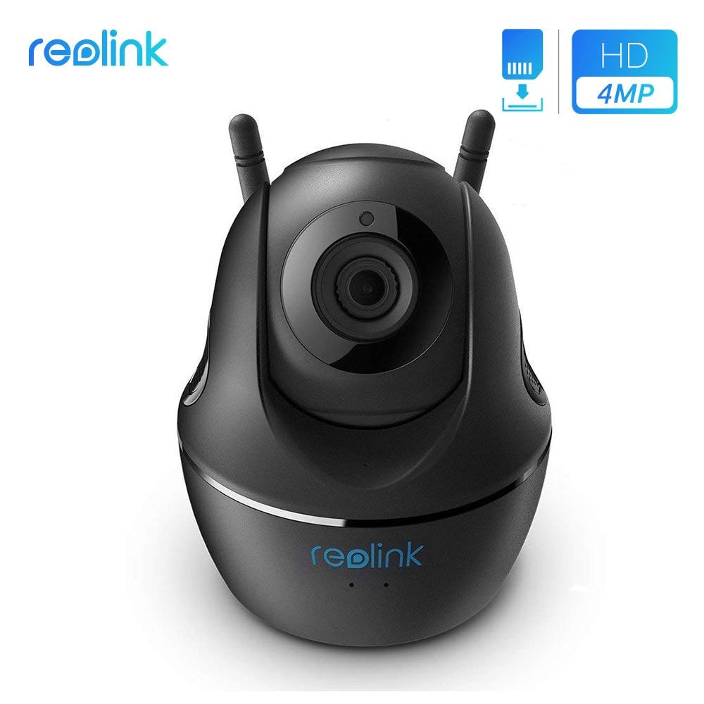 Reolink 4MP Wi Fi камера телеметрией Securty товары теле и видеонаблюдения Крытый HD Беспроводной IP Cam для домашних животных, ребенка, няня Smart Care