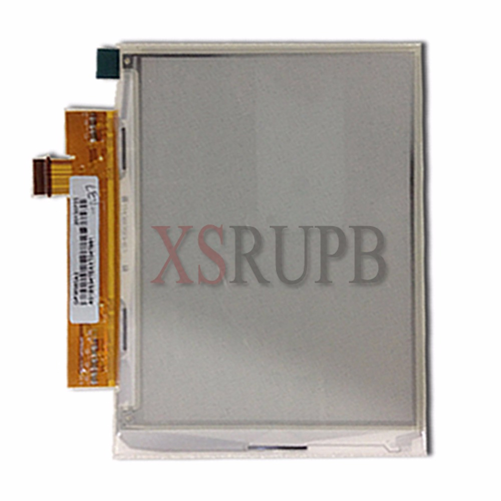 100%Original LCD display OPM060A1 E-ink screen for Texet TB-416 Ebook reader free shipping new display for texet tb 740 lcd replacement free shipping