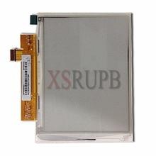 100% Original pantalla LCD de pantalla e-ink para Texet TB-416 OPM060A1 Ebook reader envío gratis