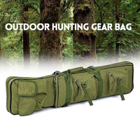 95cm / 120cm Outdoor Shooting Bag Hunting Gear Protection Case Shooting Carry Bag Adjustable Shoulder Strap Outdoor Bag