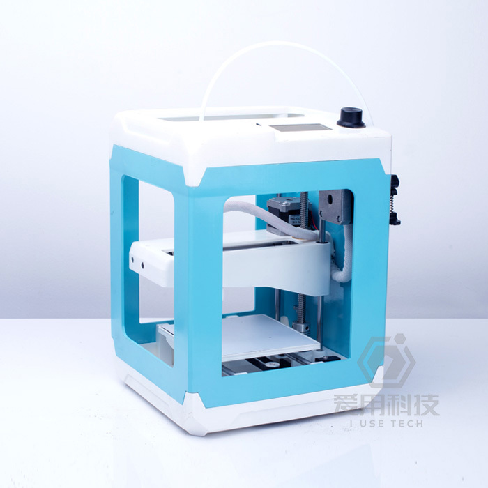 Technology mini 3D printer cost-effective compact portable home entry education опасная иллюзия