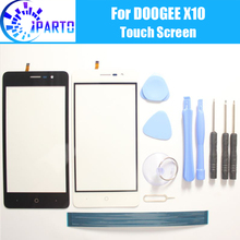 Doogee X10 Touch Screen Glass 100% Guarantee Original Digitizer Glass Panel Touch Replacement For Doogee X10