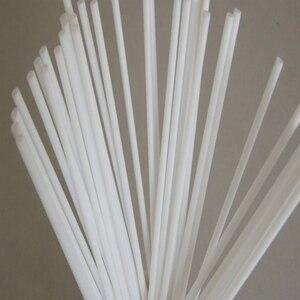 Image 5 - Lollipop Palo de plástico seguro para pastel, 100 Uds., ventosa para palos con Chocolate, azúcar, caramelo, herramienta de molde DIY, 10/15/20cm